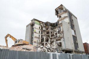 Épületbontás? Az építési törmelék elszállításáról mi gondoskodunk!